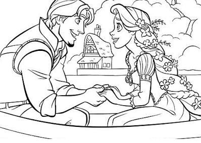 Disney Rapunzel Coloring Pages Love Tangled Coloring Pages Rapunzel Coloring Pages Love Coloring Pages