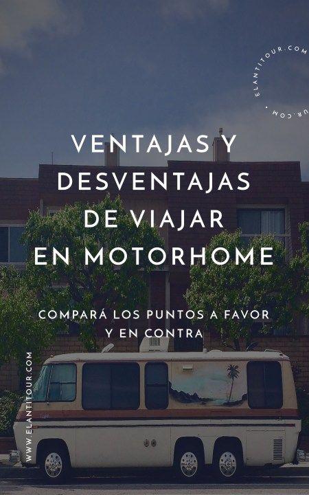 2e73ab7eb0b Ventajas y desventajas de viajar en autocaravana o motorhome - Puntos a  favor y en contra #motorhome #roadtrip #rv #casarodante #viajarencoche
