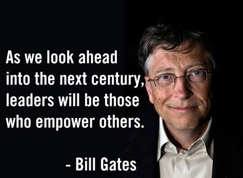 Bill Gates -- American entrepreneur, business leader, philanthropist, and creator of Microsoft