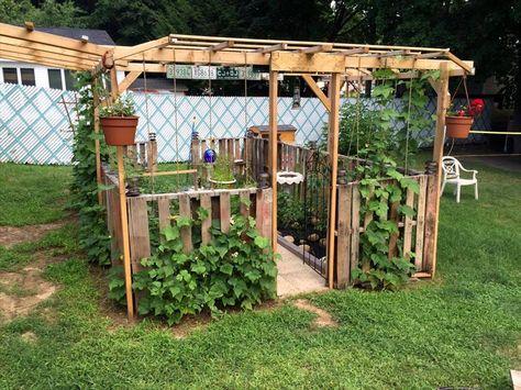 Pallet Per Arredare Il Giardino 20 Idee Lasciatevi