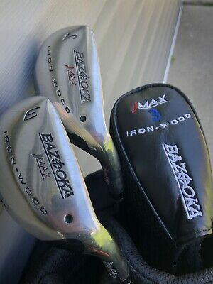 24+ Bazooka golf hybrids information
