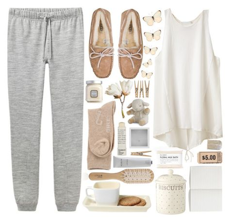 ~ ♥ Oh my gosh what a comfy lounge outfit for a cold day ♥ ~ outfit lazy days Lazy Outfits, Winter Outfits, Casual Outfits, Cute Outfits, Lazy Day Outfits For Summer, Winter Clothes, School Outfits, Lounge Outfit, Look Fashion