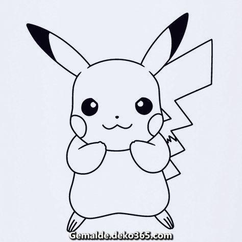 Spektakular Pikachu Zeichnungen Zum Einfachen Zeichnen Drucken Malen Und Schneiden Pikachu Coloring Page Pikachu Drawing Pokemon Coloring Pages