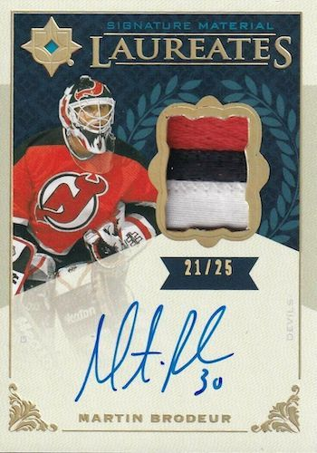 2019 20 Ultimate Collection Hockey Checklist Set Info Boxes Odds Date In 2020 Ultimate Collection Hockey Hockey Cards