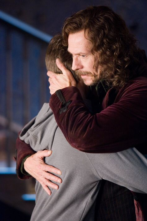 """""""We've all got both light and dark inside of us. What matters is the part we choose to act on."""" - Sirius #RIPSirius"""