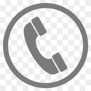Blue Phone Symbol Svg Clip Arts Blue Call Icon Png Transparent Png Computer Icon Icon Clip Art