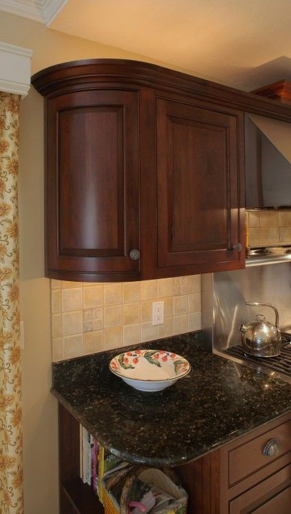 Uplighting Above Cabinets Creates A Different Accent Light In The