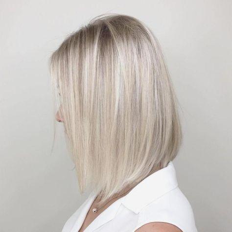 Fresh Bob Haarschnitt Fur Feines Glattes Haar Neue Haare Modelle Haarschnitt Fur Dunnes Haar Haarschnitt Frisuren Dunnes Haar