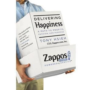 Delivering Happiness: A Path to Profits, Passion, and Purpose Book