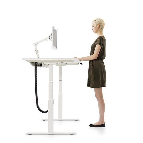 Augment Sit-to-Stand workstation by Herman Miller | Furniture Scenarios |  Pinterest | Office designs, Showroom and Spaces