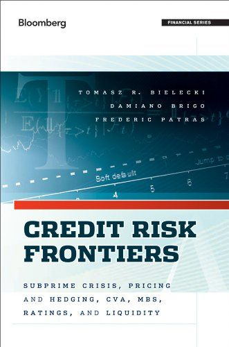 Epub Free Credit Risk Frontiers Subprime Crisis Pricing And Hedging Cva Mbs Ratings And Liquidity Pdf Download Free Epub In 2020 With Images Ebook Pdf Ebook Free Ebooks Download