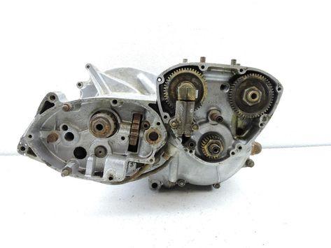 1967 Engine Motor Bottom End Transmission Triumph 650 T120r Bonneville 469r Ebay Triumph 650 Triumph Bonneville