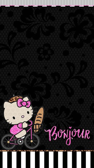 Pretty Walls September 2016 Hello Kitty Pictures Hello Kitty Wallpaper Hello Kitty Book
