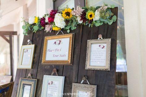 #seatingchart #seatingarrangements #DIYwedding #frames #sunflowers #roses #pictureframes #diyinsporation #rusticwedding #rusticdecor #fallwedding #summerwedding #woodsywedding #bohowedding #weddingdecorideas #bohoweddinginsporation #rusticweddinginsporation #receptionindeas #woodenwall #gold #burgundy #cocktailhour #njweddingvenue #njbride #ronjaworskiweddings #blueheronweddings #njcoastalwedding #golfcoursewedding #escortcards #diydecor #diyweddinginsporation P: Love Story Photos