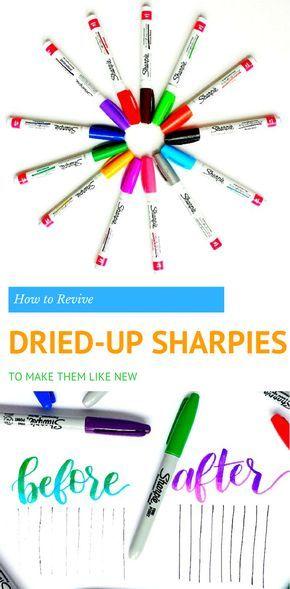 eb26bdca5f561559f464abe7e119922c - How To Get A Dry Marker To Work Again