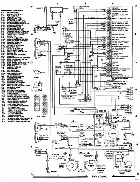 1984 Chevy Truck Electrical Wiring Diagram and Chevy Truck