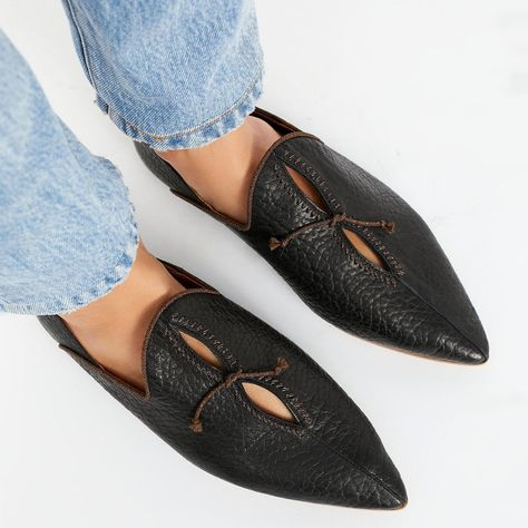 Free People Shoes | Free People St. Lucia Flat 8 Us 38 Eu