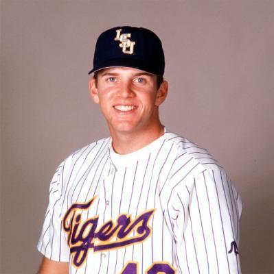 Eddyfurniss 36 Retired Lsu Baseball Minor League Baseball College Baseball
