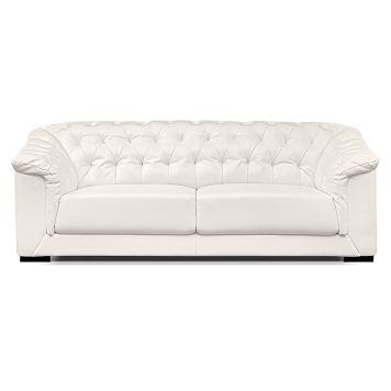 Wondrous Giorgio Leather Sofa Value City Furniture 499 99 Spiritservingveterans Wood Chair Design Ideas Spiritservingveteransorg