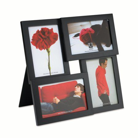 Umbra Pane Multi 4x6 Picture Frame Collage for Desktop