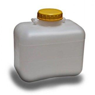 10 Litre Rectangular Urine Container For Compost Toilet Urinal Rv Stuff Separators