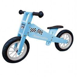Laufrad Boy Laufrad Blau Und Laufen