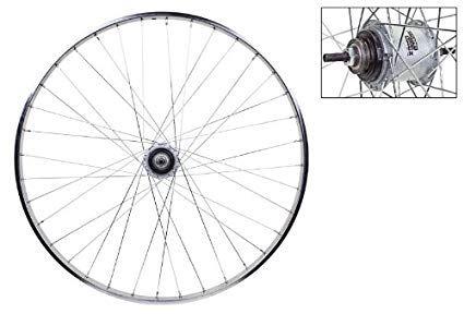 Wheel Master Rear Bicycle Wheel 26 X 1 3 8 36h Steel Bolt On