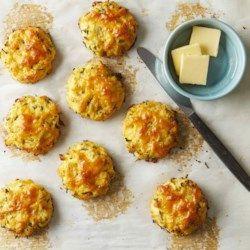 Cauliflower Cheddar Bay Biscuits Recipe In 2020 Food Recipes
