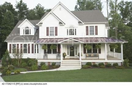House Goals Country Wrap Around Porches 22 New Ideas Porch House Plans New House Plans Farmhouse Plans