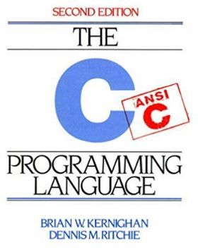 Free Download The C Programming Language 2nd Edition The C