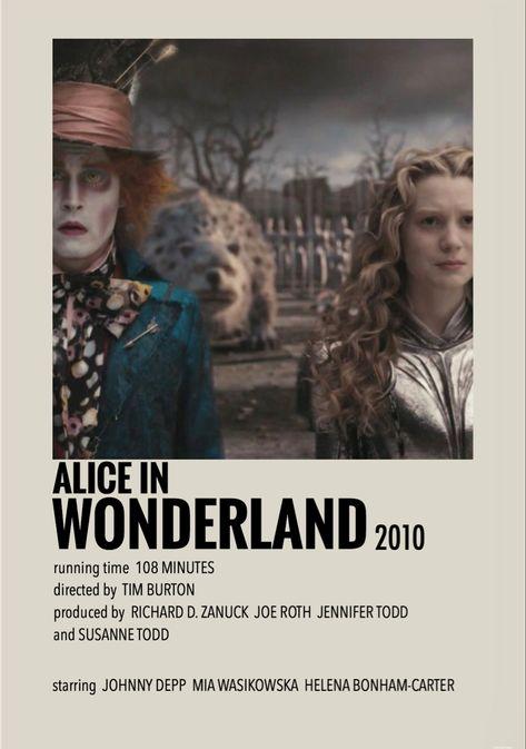 alice in wonderland by millie
