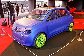 Renault Twingo Wikipedia Vehicles Car Mini