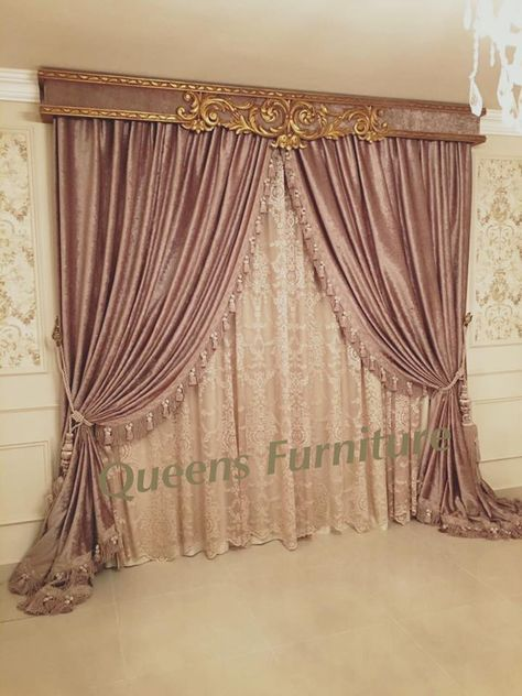 60 Attractive Eye Catching Curtain Ideas To Enhance Your Interiors Curtain Designs For Bedroom Classic Curtains Curtains Living Room