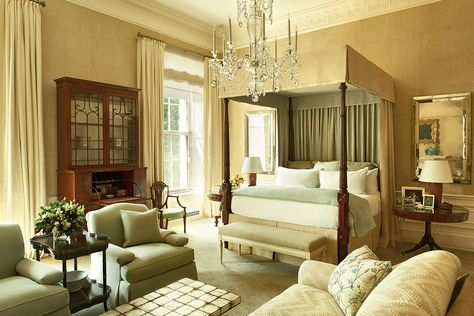 Michael Mundy For Architectural Digest Inside The White House President Barack S Private Residence