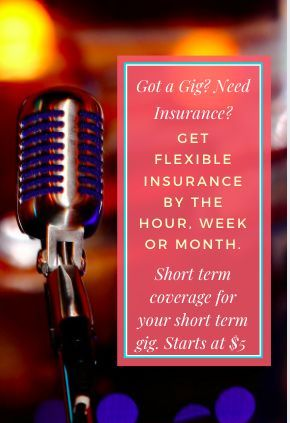 Get Short Term Coverage For A One Hour One Day Or One Month
