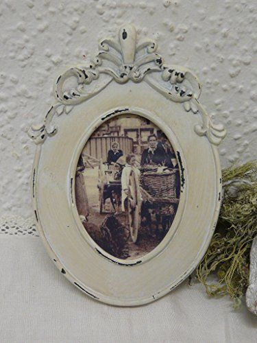 Nostalgie Bilderrahmen creme oval zum Hängen Vintage Living http://www.amazon.de/dp/B00LL2K7UO/ref=cm_sw_r_pi_dp_RrvBvb0W6YXEZ