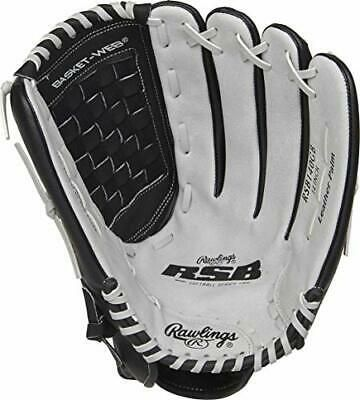 Rawlings Softball Glove Rsb Rsb130gb 6 0 13 Inches Outfield Glove Rht 83321612312 Ebay In 2020 Softball Gloves Vintage Baseball Gloves Rawlings