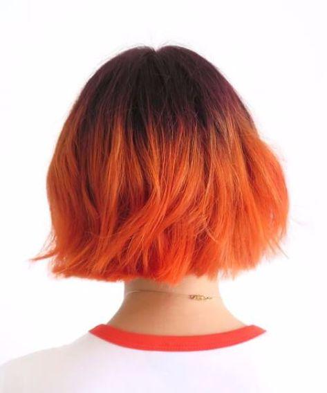 50 gro e kurze haare ombre optionen frisuren kurz pastel haare und haar ideen