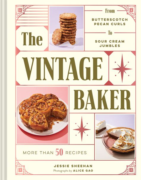 Pin by Lisa on Books Worth Reading | Baker recipes ...