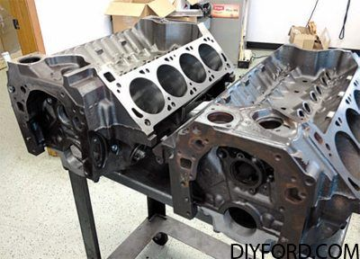 Ford 351 Cleveland Engines Block Identification Guide Ford 351 Engineering Ford Motor