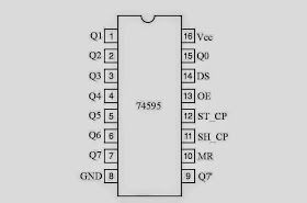 Funny Electronics: Circuit to Control a Cluster of 8