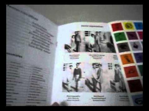 Cheap Class Reunion Memory Book Program Event Brochure - Template - event brochure template