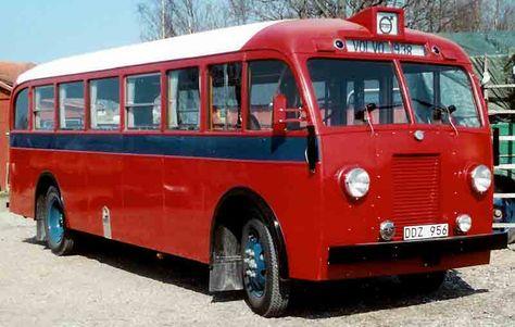 Volvo B10 Bus (1938)