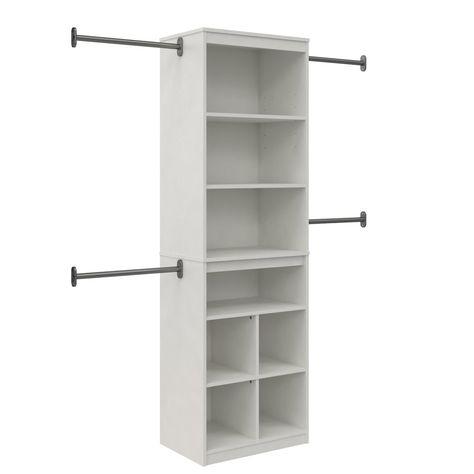 Closet Redo, Bedroom Closet Design, Master Bedroom Closet, Kid Closet, Closet Designs, Closet Space, Ikea Closet Hack, Small Closet Design, Small Master Closet