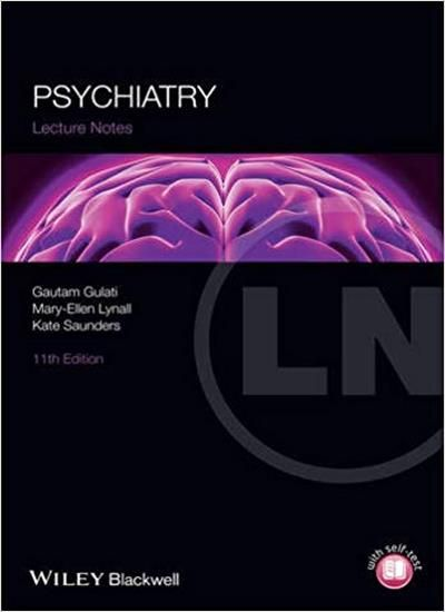 Lecture Notes Psychiatry 11th Edition Download Pdf Lectures Notes Psychiatry Lecture