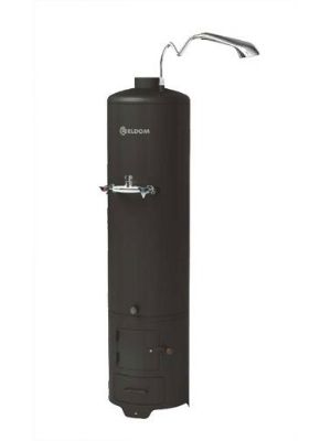 Eldom Sf 82 Wood Fired Water Heater For Shower Vented Shower