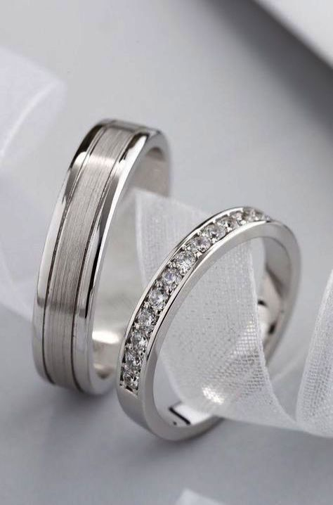 Matching Wedding Bands Sapphire One Jewellery Shops Brisbane While Jewellery Stores Nashville Couple Wedding Rings White Gold Wedding Rings Wedding Ring Bands