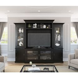 Entertainment Center Sierra Living Concepts Wood Entertainment Center Entertainment Center Home Decor