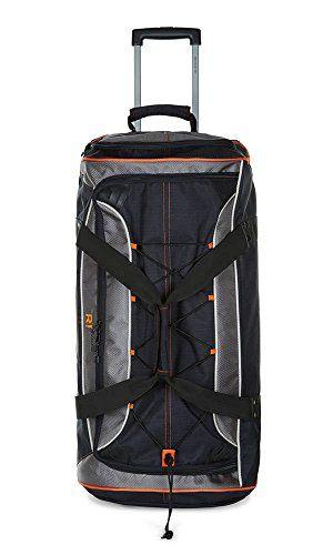 18309d6dfc23 Revelation Monza DLX Mega Decker Trolley Bag Navy, Size: 88 x 49 x ...
