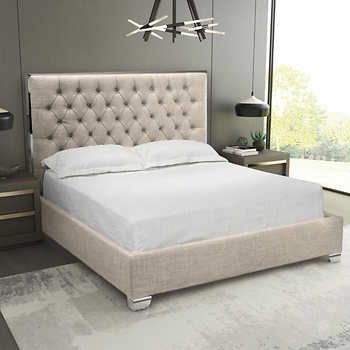 Swire Slate Grey Bed Grey Bedding Bed Beige Bed